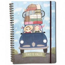 Diario viaggio da scrivere Le Nasute