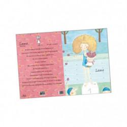 Quaderno A5 Serie Zodiaco Leone Le Nasute