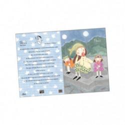 Quaderno A5 Serie Zodiaco Pesci Le Nasute