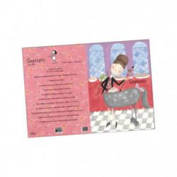 Quaderno A5 Serie Zodiaco Sagittario Le Nasute