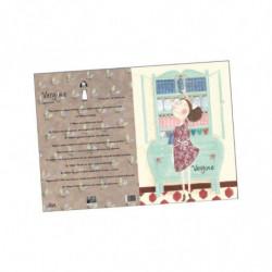 Quaderno A5 Serie Zodiaco Vergine Le Nasute