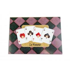 Carte da Ramino doppio...